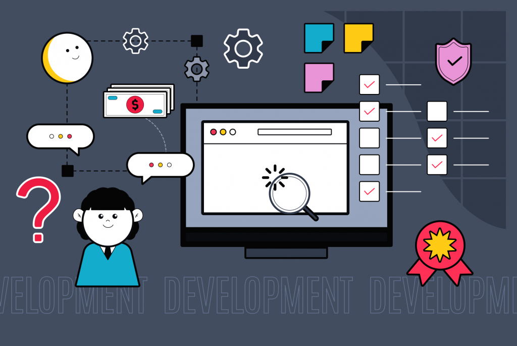 EVNE Developers blog - Quality Assurance - the defining stage in the development life cycle